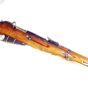 Izzy Russian M44